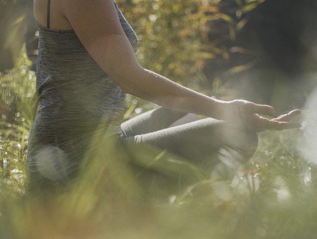 """""""Joga – przywitanie słońca, pożegnanie dystresu""""?"""